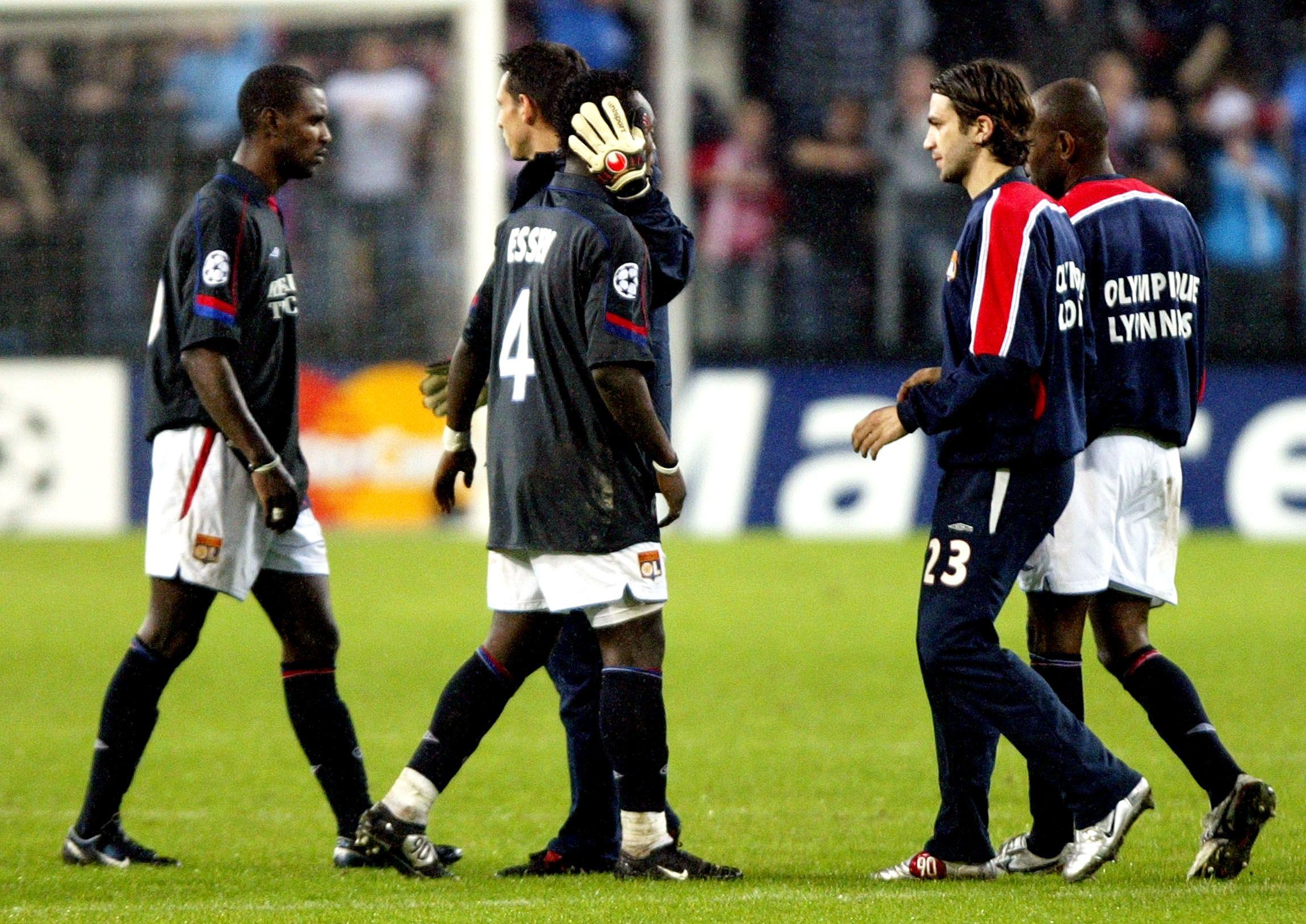 L'OL en quart de finale de la Ligue des Champions : une histoire en quatre  temps